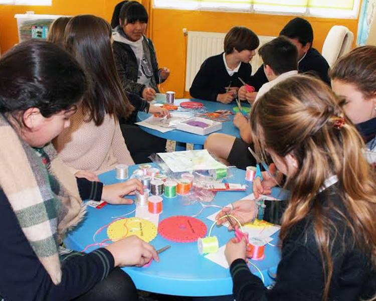 Escuela Joyería Atlantico | Solidario Educativo Proyecto