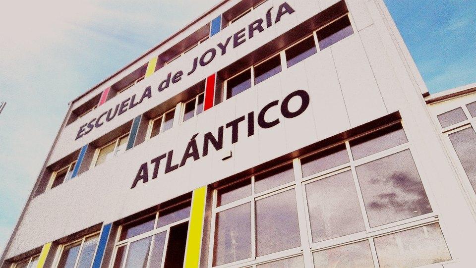 Escuela Joyería Atlantico | Escuela Fachada