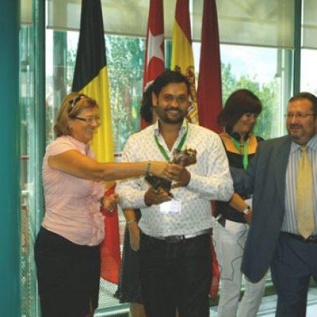 La Escuela T. de Joyería del Atlántico recibe el Premio Internacional «José Nicolau»